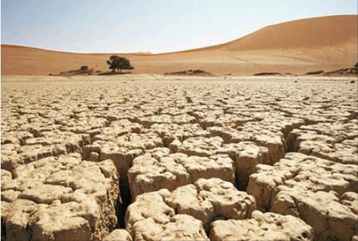 drought in pakistan