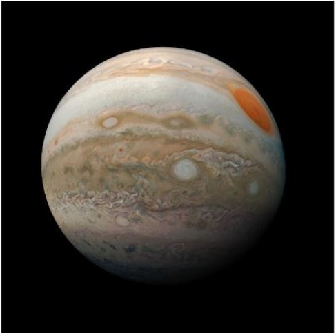 jupiter is visible in june