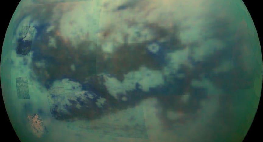 NASA sending probe to Titan Saturns moon