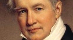 Alexander von Humboldt painted by Joseph Karl Stieler