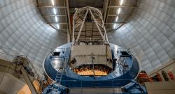 DESI, telescope, dark energy