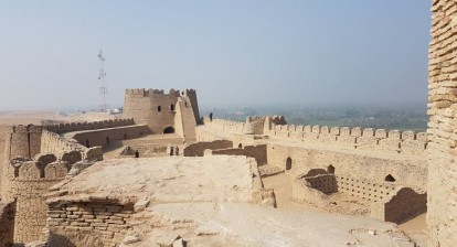 pakistan, history, fort