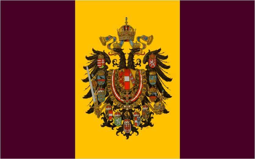 Hapsburgs Family Crest