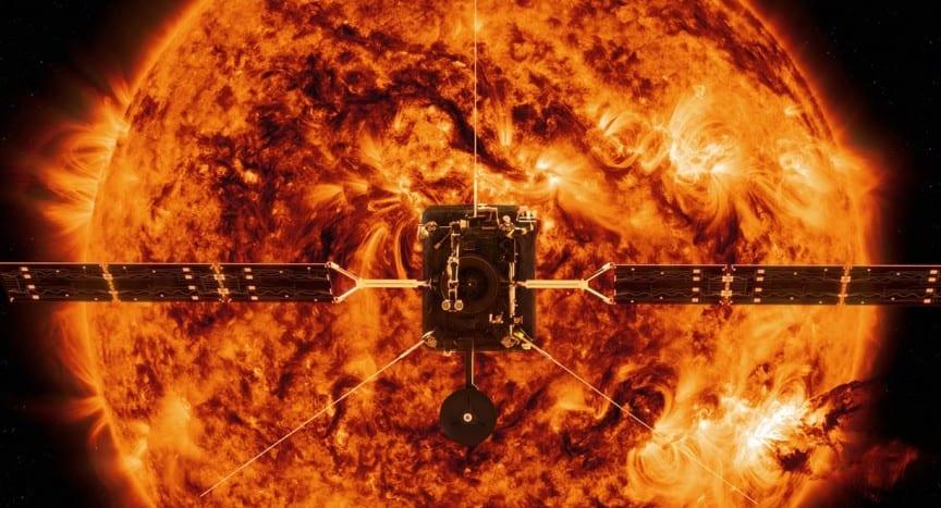 Solar Orbiter NASA ESA