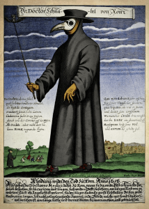 Plague Doctor - A Brief History of Pandemics