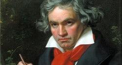 Beethoven 1820 By Joseph Karl Stieler