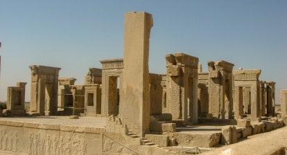 Persepolis, Capital of the Persian Empire