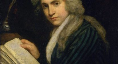 Mary Wollstonecraft by John Opie 1790-1791