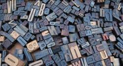 Alphabet Photo by Amador Loureiro on Unsplash