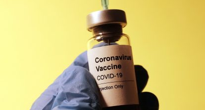 Covid Vaccine by Hakan Nural Unsplash
