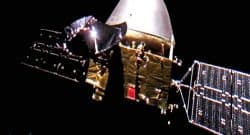 China National Space Agency's Tianwen-1 spaceprobe to Mars 100 km from Earth